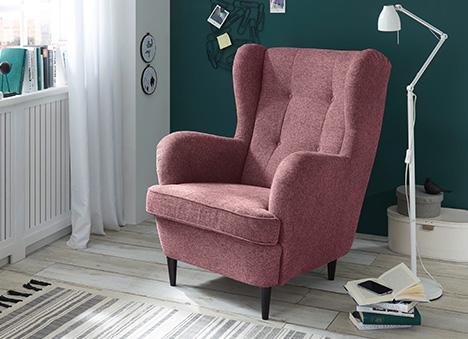 розов-фотьойл