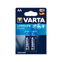 VARTA POWER БАТЕРИИ АА БЛИСТЕР 2БРОЯ