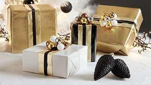 Опаковането на подаръци става лесно!